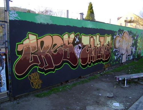 Cres Gerno Graffiti   Manchester