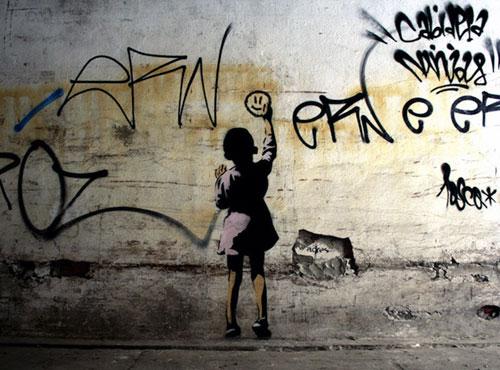 Stencil Art by Adres