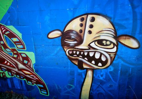 Sodo Seattle Graffiti
